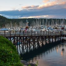 Photo of the Day – Friday Harbor, San Juan Island