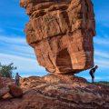 Balanced Rock Garden of the Gods Colorado