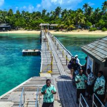 how to get to mamanuca islands from nadi