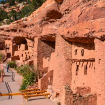 Photo of the Day – Manitou Cliff Dwellings, Colorado