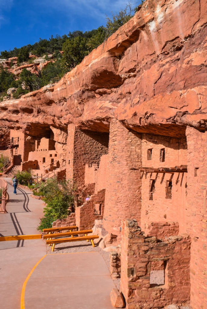 Dwelling In The Word: Manitou Cliff Dwellings, Colorado