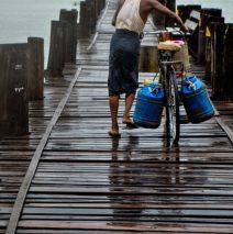 Photo of the Day – U Bein Bridge, Amarapura Myanmar