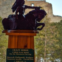 Photo of the Day – Crazy Horse Memorial, South Dakota