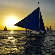 Photo of the Day – Paraw Sunset Boracay, Philippines