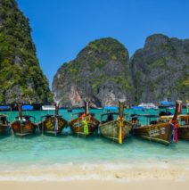 Photo of the Day – Maya Bay Phi Phi Islands, Thailand