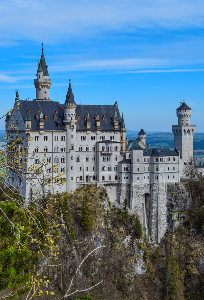 Neuschwanstein Castle, Germany - Photo of the Day | Round ...
