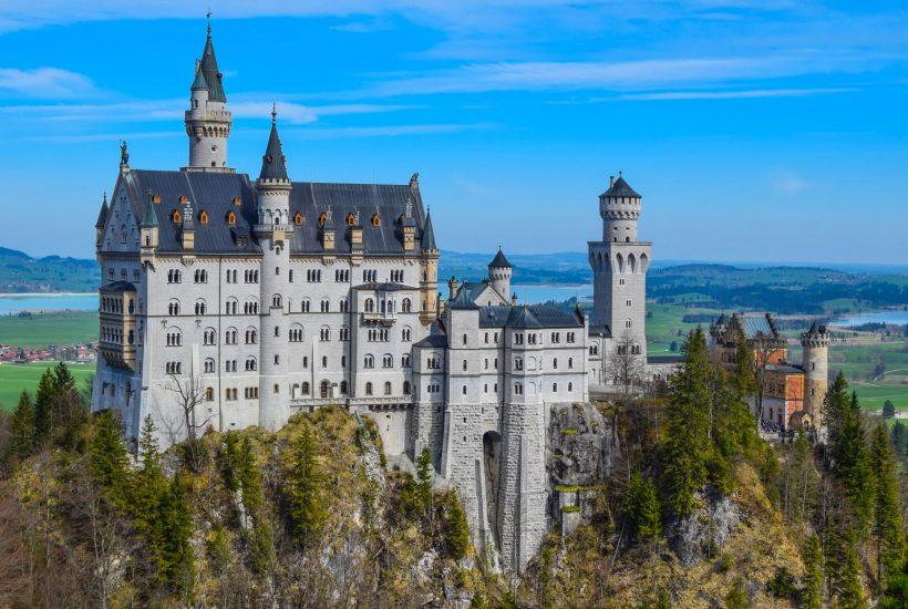 Neuschwanstein Castle Germany Bavaria