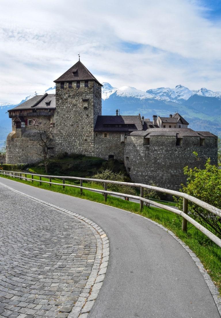 Photo of the Day – Vaduz Castle, Liechtenstein