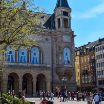 Photo of the Day – Place d'Armes, Luxembourg