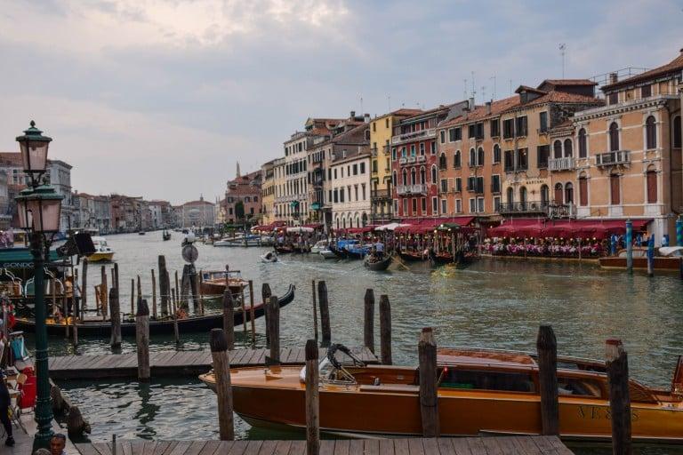 The Romance of Venice Italy
