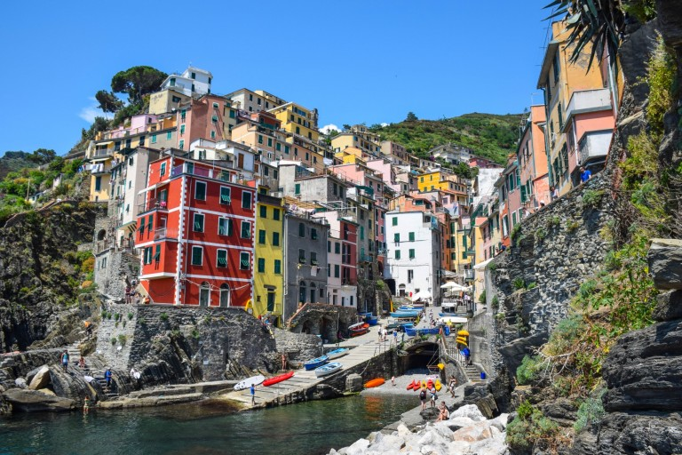 Italy's Fantastic 5 – The Seaside Towns of Cinque Terre in 48 Hours