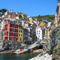 Without a Care…in Cinque Terre