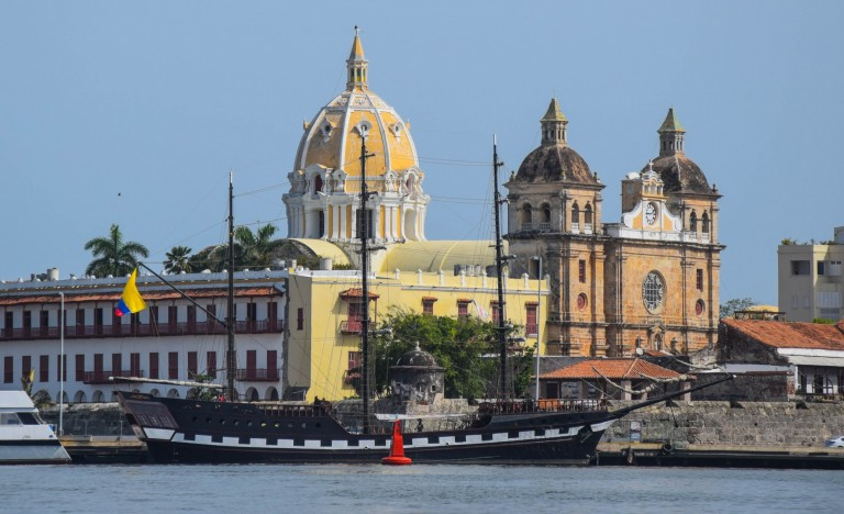 Colombian Charm in Cartagena & the Rosario Islands