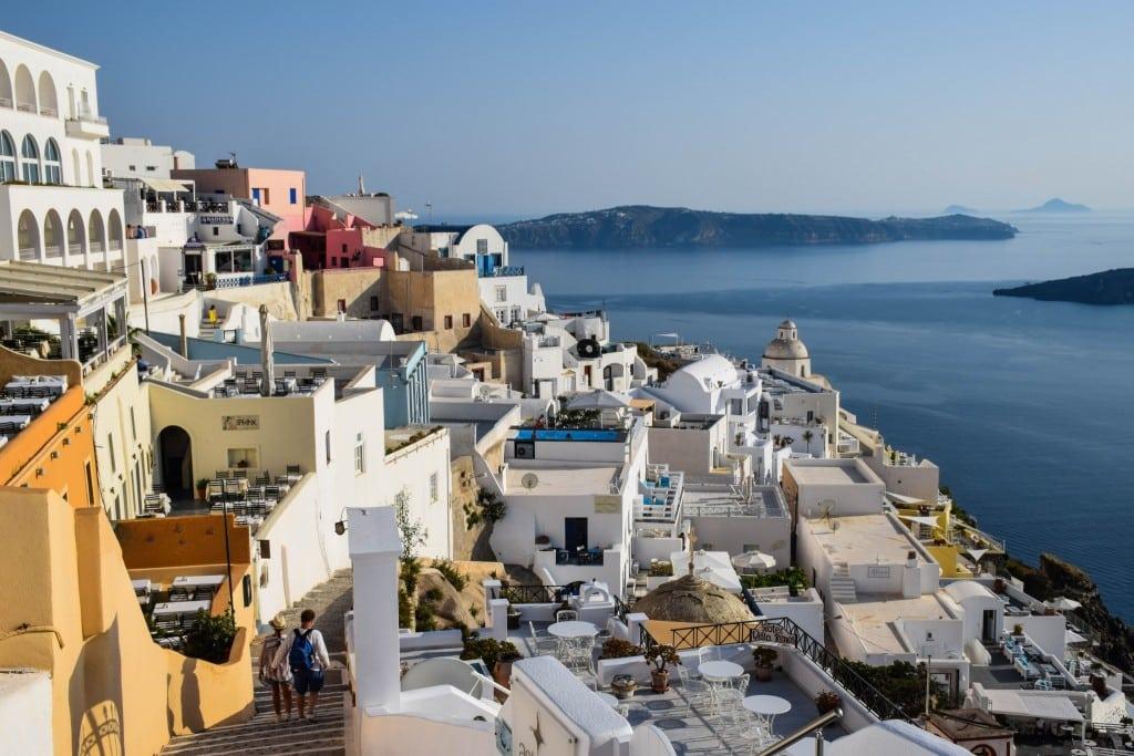 Round the World Trip Greece