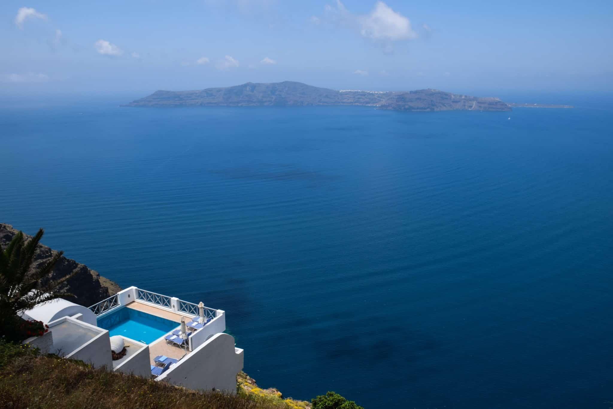 Prekas Apartments Santorini Greece