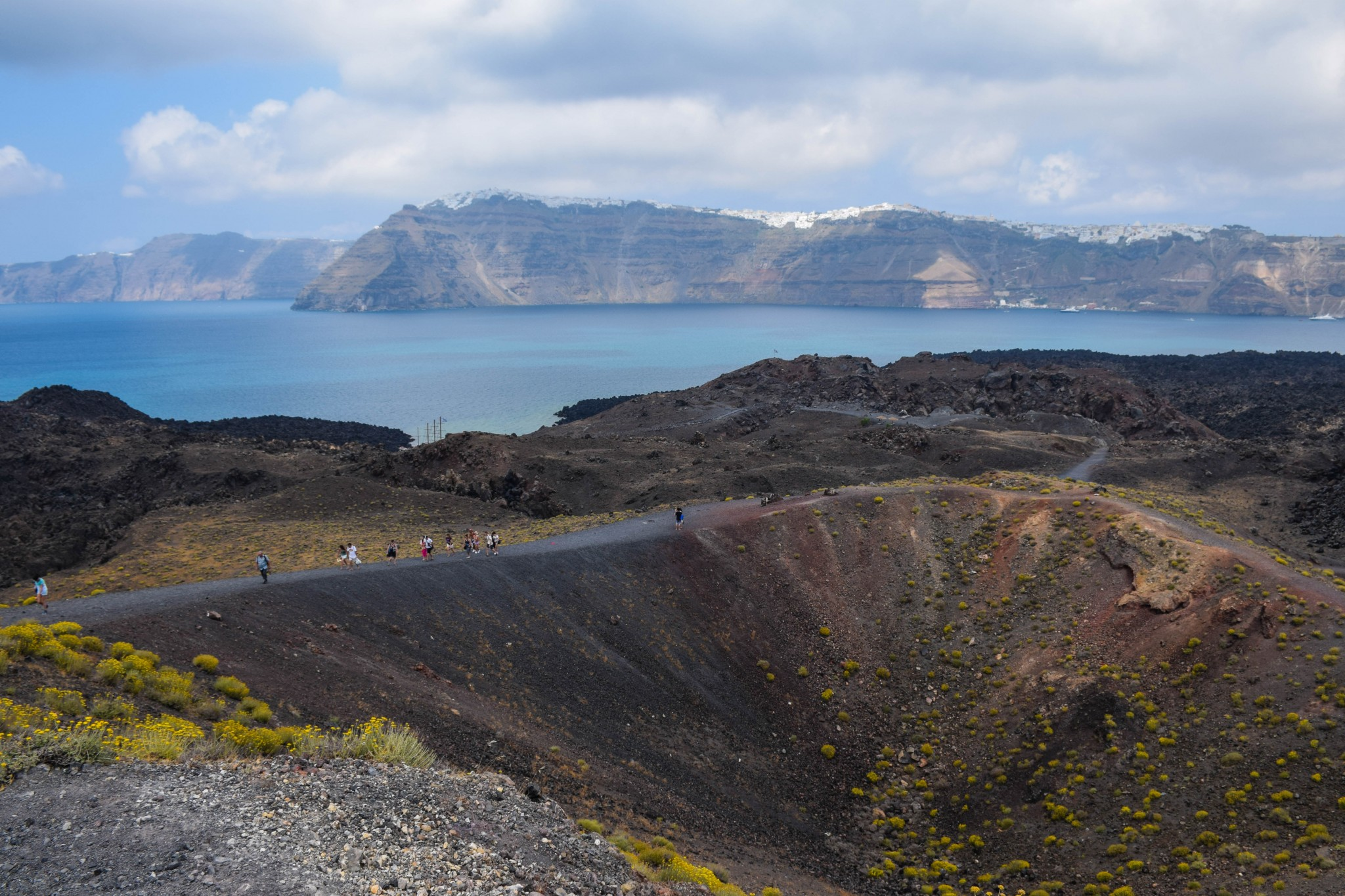 Santorini Volcano Day Trip