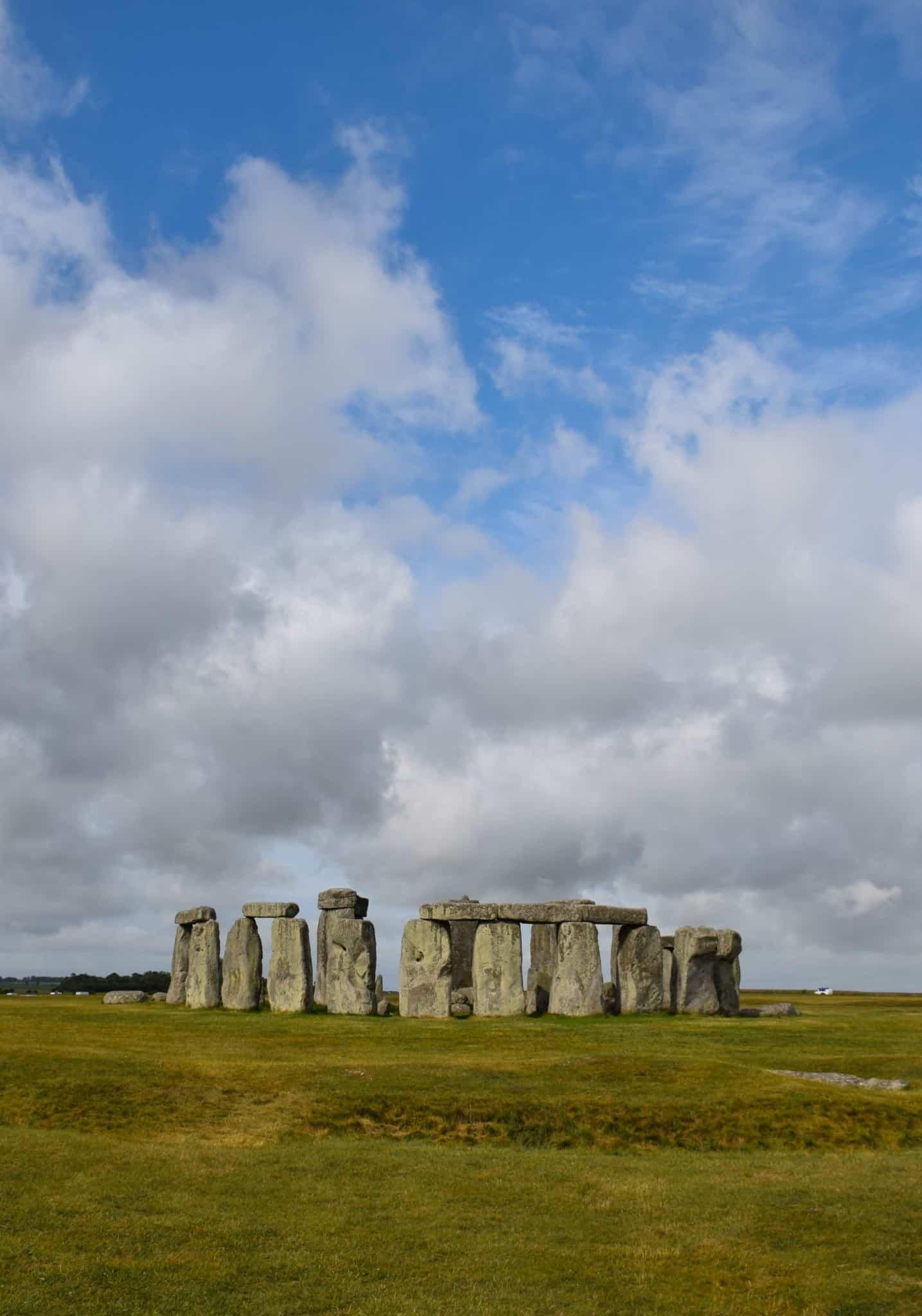 Stonehenge England UK Road Trip