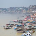 River Ganges Varanasi India