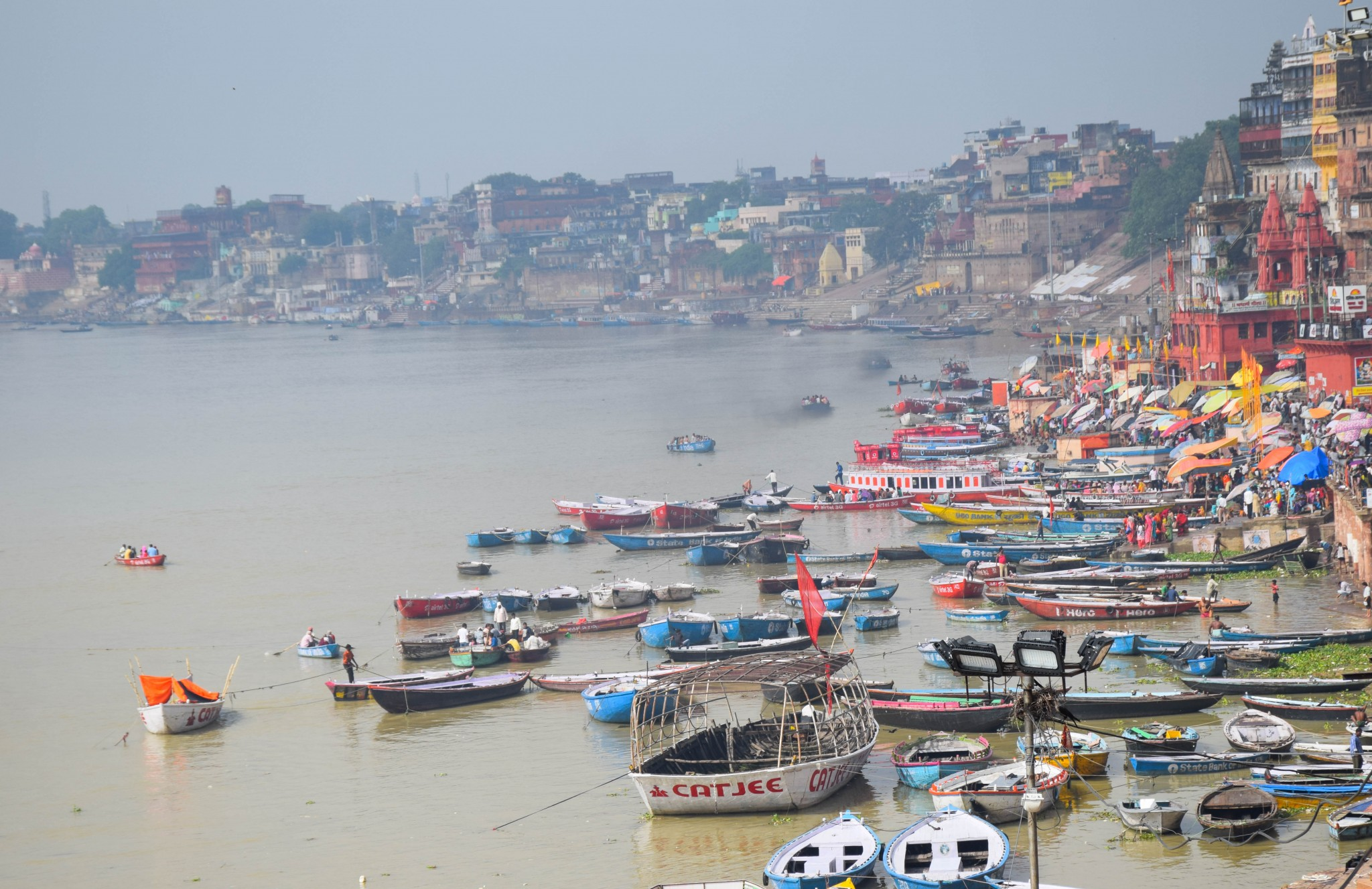 River Ganges Varanasi India