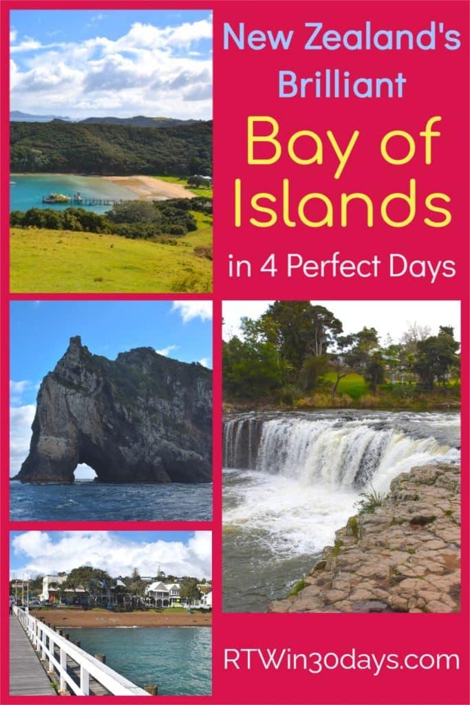 Paihia New Zealand Bay of Islands