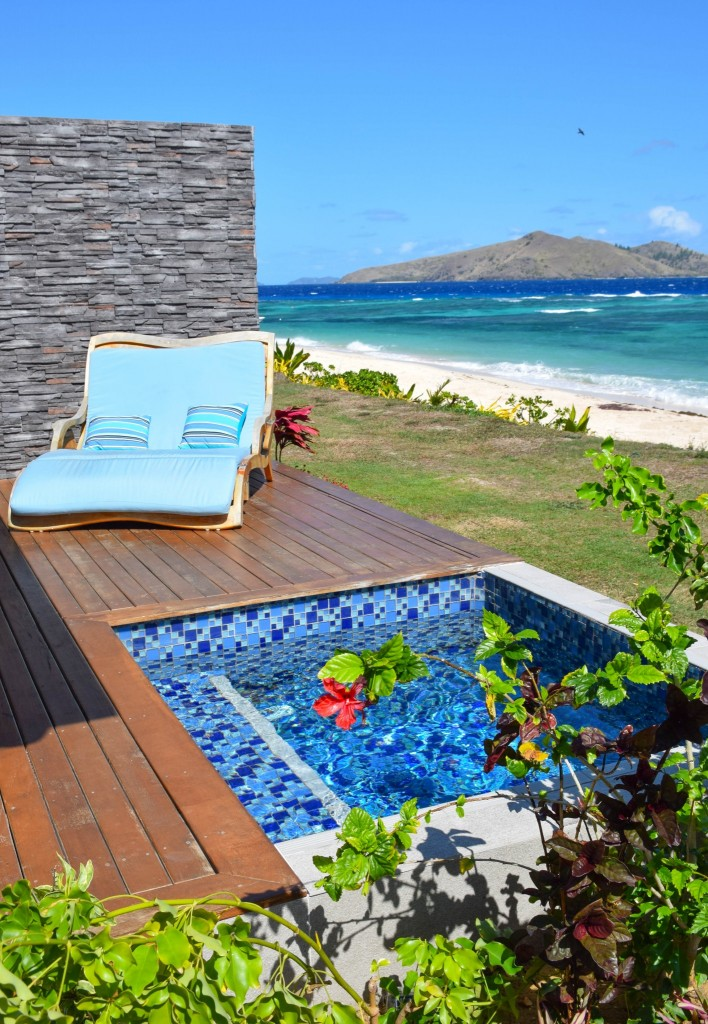 Beachfront Villa Sheraton Tokoriki Fiji