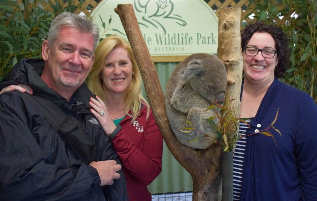 Featherdale Wildlife Park Sydney