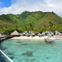 Honeymoon Paradise in Tahiti