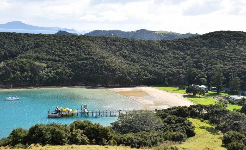 Otehei Bay New Zealand Bay of Islands