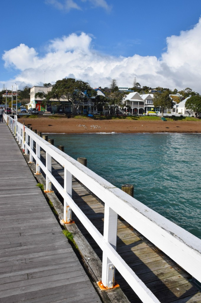 Russell Bay of Islands New Zealand
