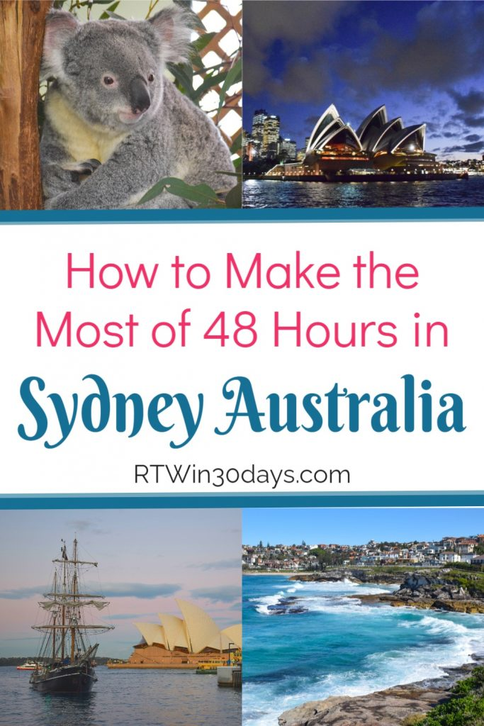 Sydney Tall Ship Things to Do