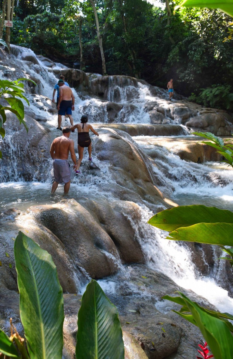 Photo of the Day – Dunn's River Falls, Jamaica