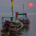 Sunset Krabi Thailand