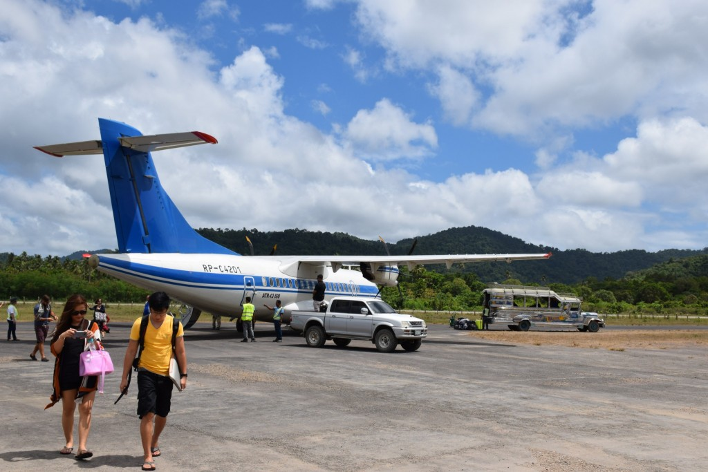 Air Swift Charter Flight El Nido Palawan