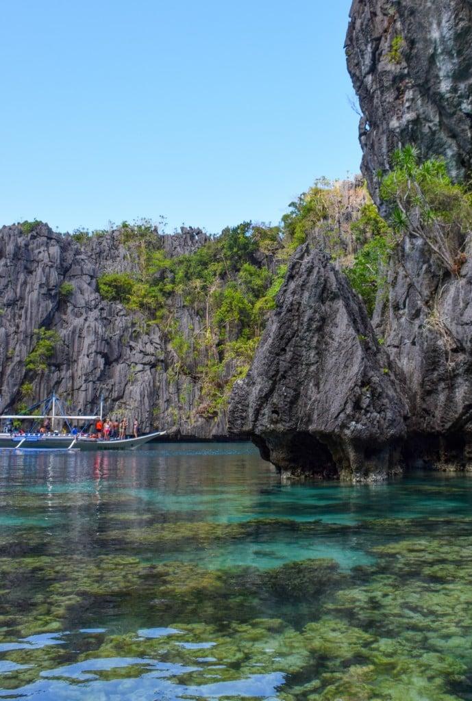 Big Lagoon El Nido Palawan Philippines
