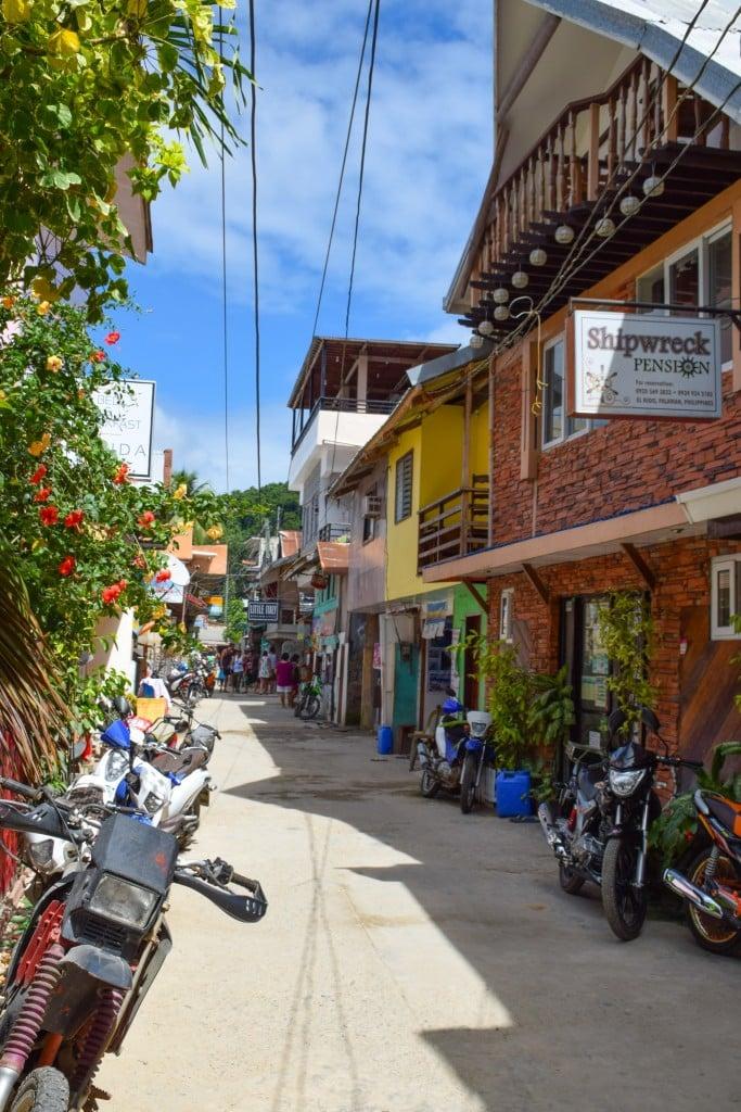 El Nido Town Palawan Philippines