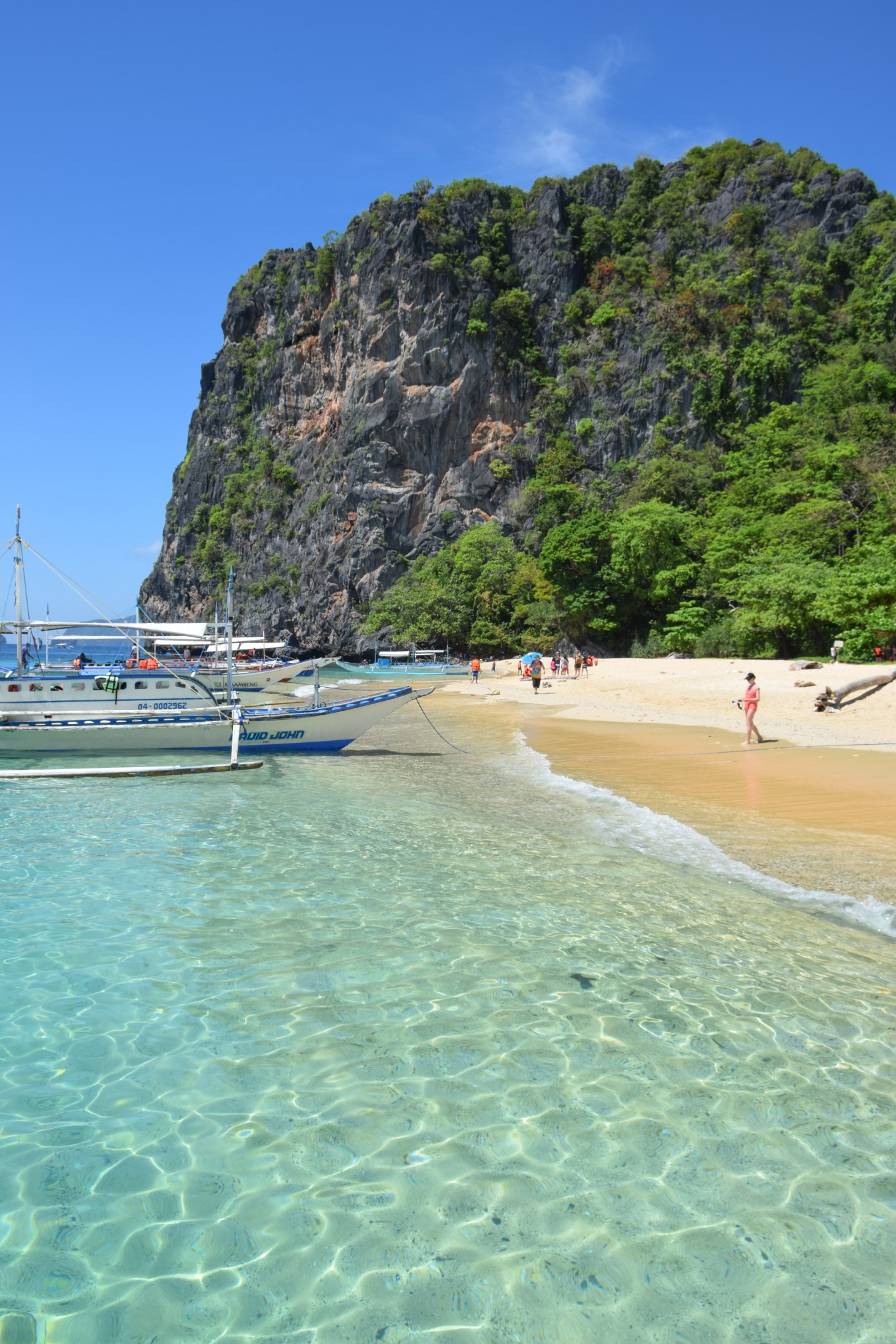 Helicopter Island El Nido Beaches Palawan