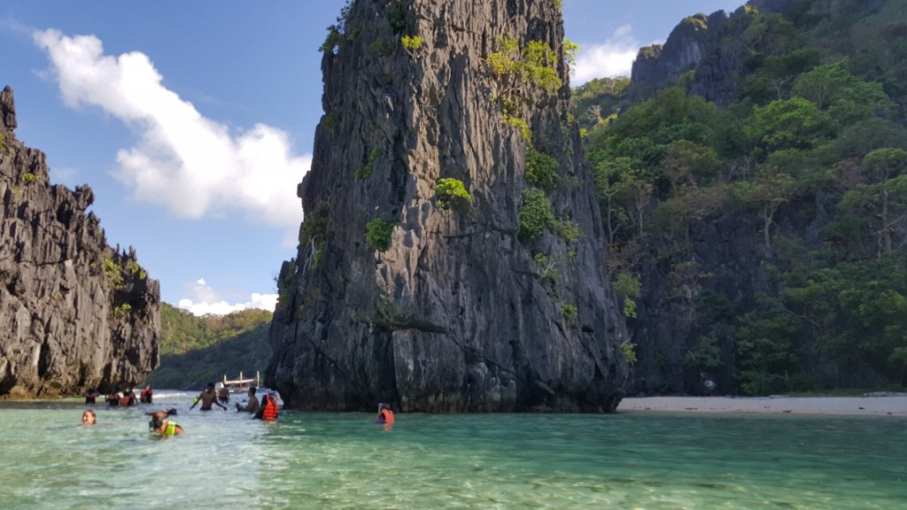 Hidden Beach El Nido Palawan