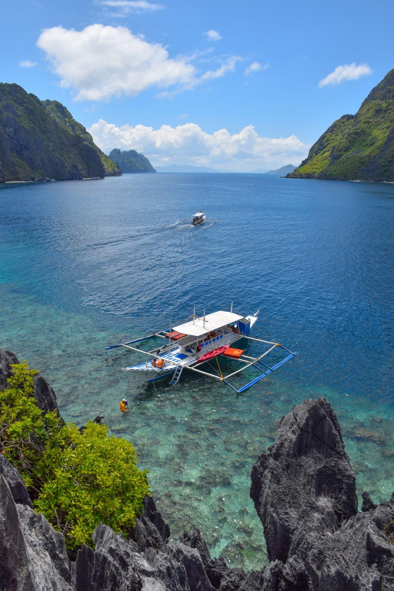 Matinloc Island Palawan Philippines