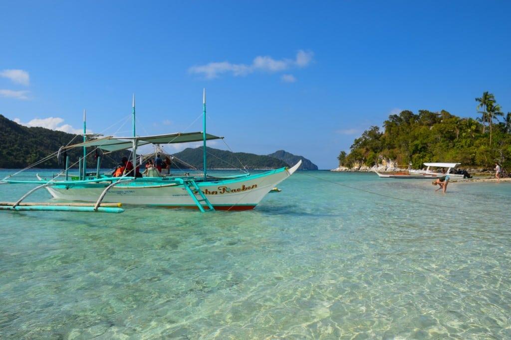 Snake Island El Nido Palawan