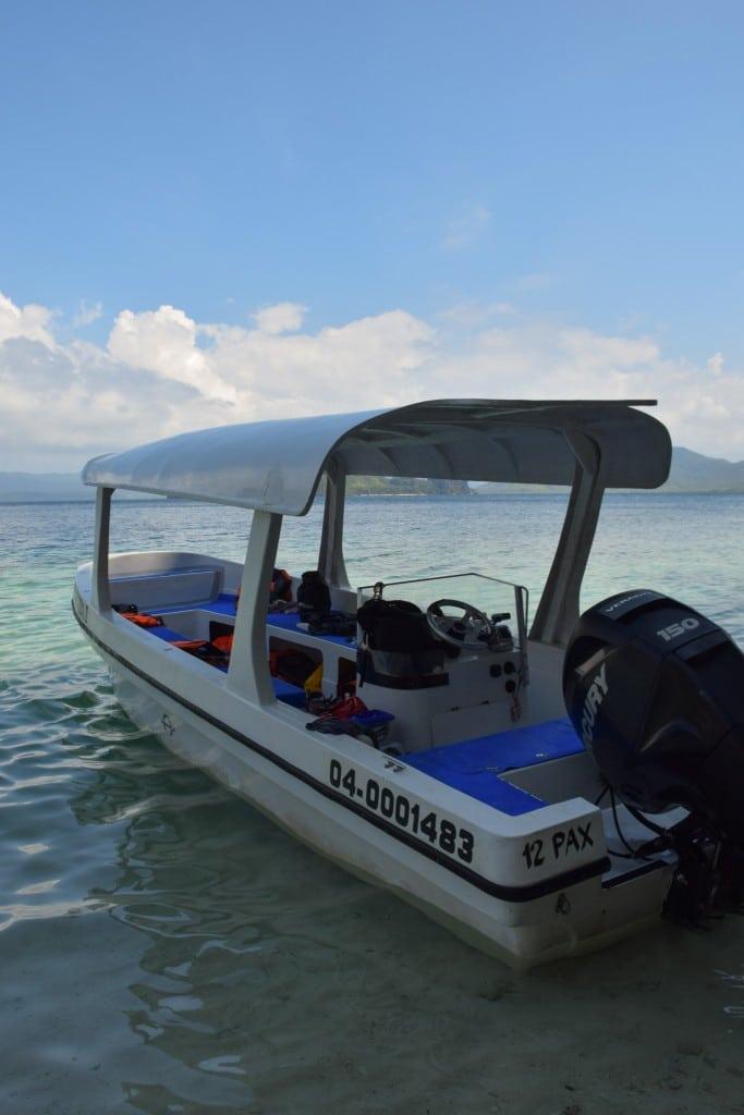 Speedboat Tour El Nido Palawan