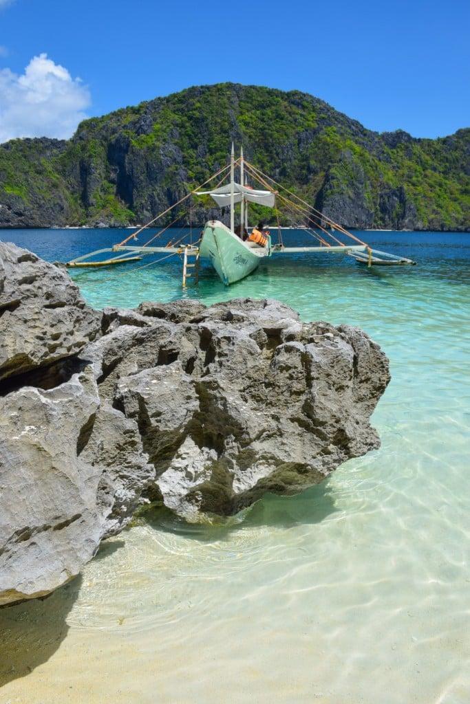 Tapiutan Island Palawan Philippines