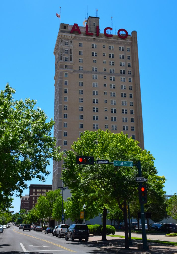 Alico Building Waco Texas