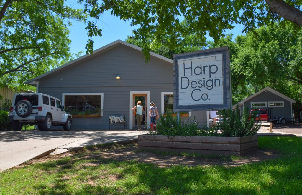 Harp Design Co Fixer Upper Waco