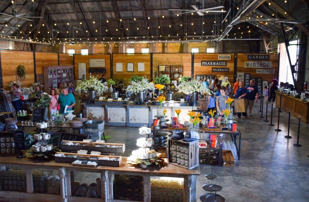 Magnolia Market Silos Shop