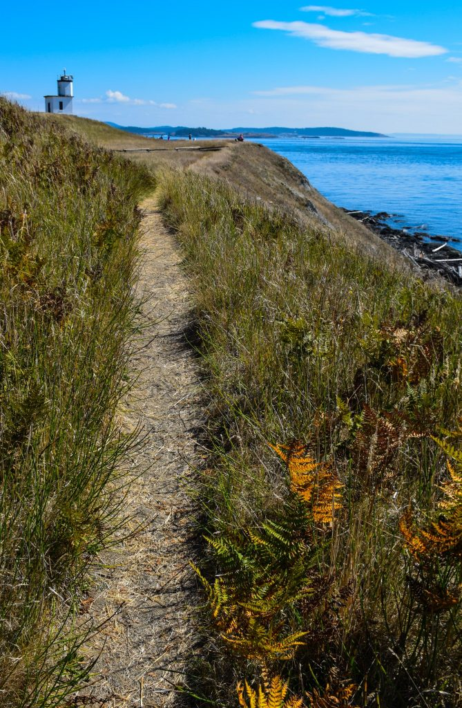 Hiking Trails San Juan Islands Washington