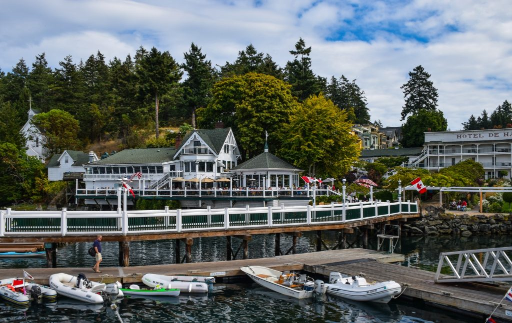Roche Harabor San Juan Island Washington