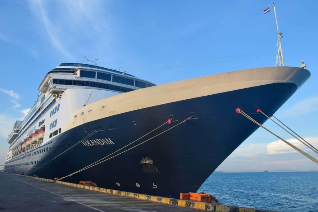 Holland America Volendam Asia Cruise
