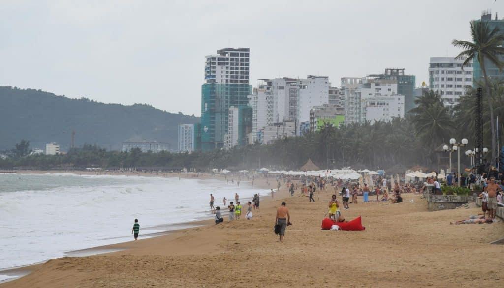 Nha Trang Beach Vietnam