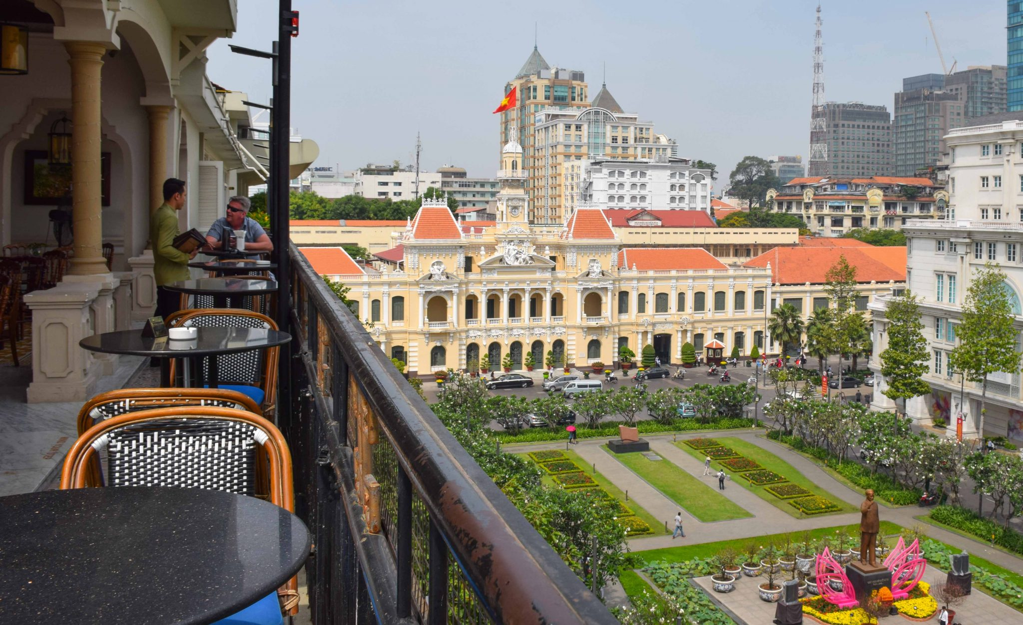 Rex Hotel Saigon City Hall