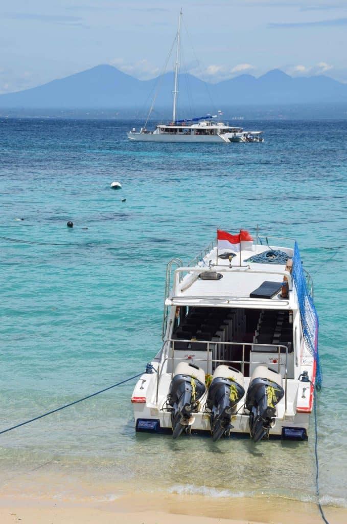 Speedboat Nusa Lembongan Bali